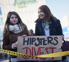 Global Divestment Day Berlin / Foto: Fossil Free