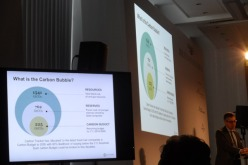 Mark Campanale (Carbon Tracker Initiative) warnt vor der Carbon Bubble