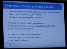 Und so einfach geht's: Divest and Invest