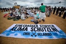 Ende Gelände / Foto: 350.org