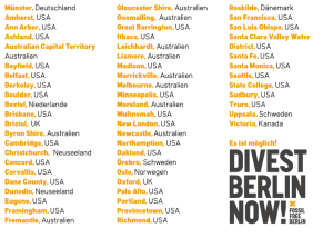 Divestment-Cities