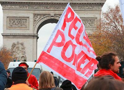 Foto: Yann Levy / 350.org